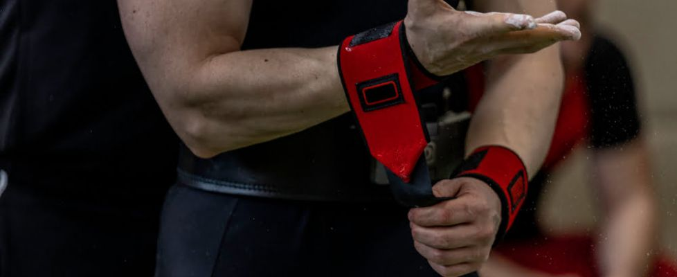 Weight Lifting Supportive Braces