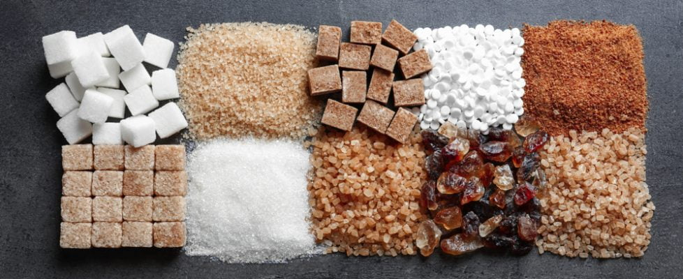 Cutting Different Sugars in the Diet