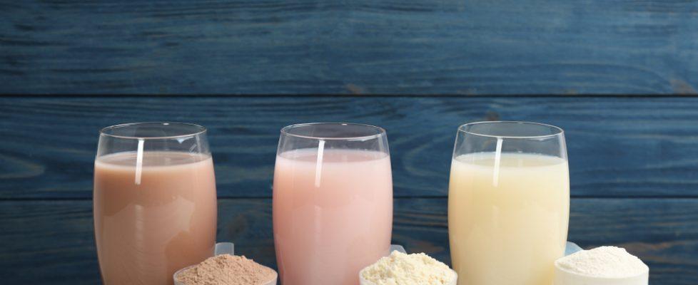 Alternative Milks for the BodyBuilder